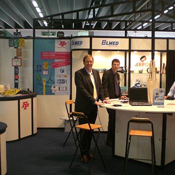 Stand Effe-Effe all'edizione 2008 di AccadueO Ferrara